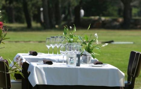 Restaurant gastronomique du Saint Cyprien Golf Resort