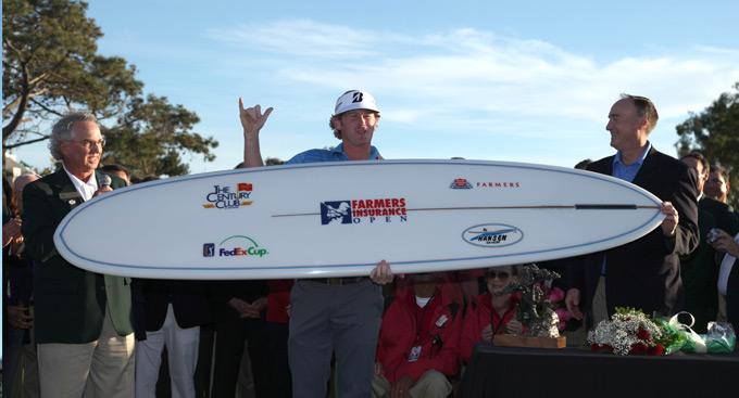PGA Tour, le Farmers Insurance Open