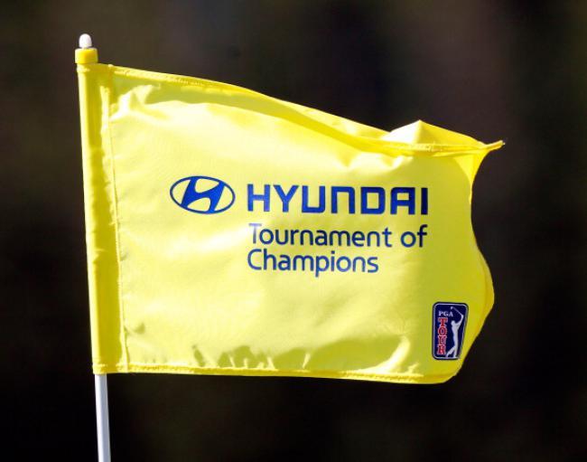 PGA Tour 2012, 1ère compétition de golf