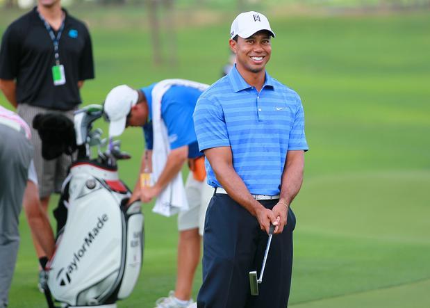 Honda Classic, PGA Tour, Tiger Woods