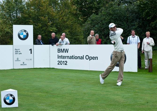 European Tour: BMW international Open 2012
