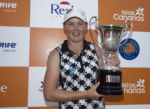 Ladies European Tour : Tenerife Open de España