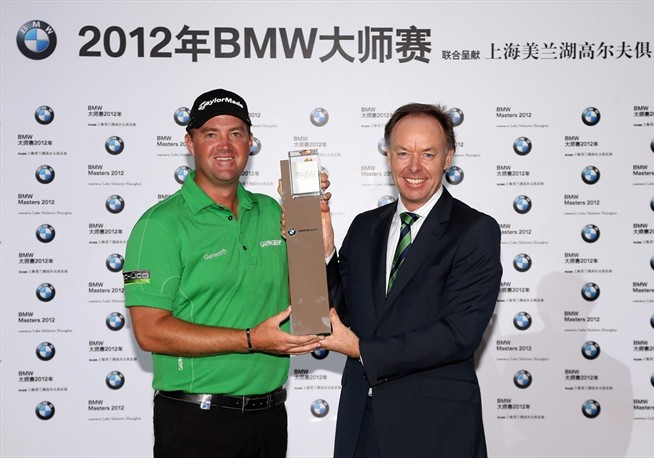 European Tour :  BMW Masters