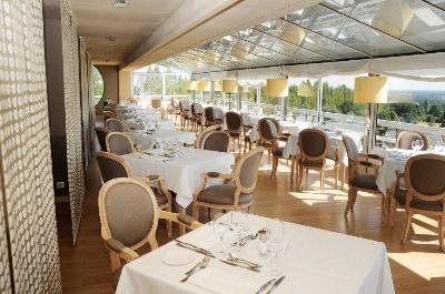 Restaurant golf : Dryades Golf et Spa