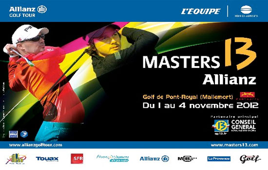 Allianz Golf Tour : Masters 13