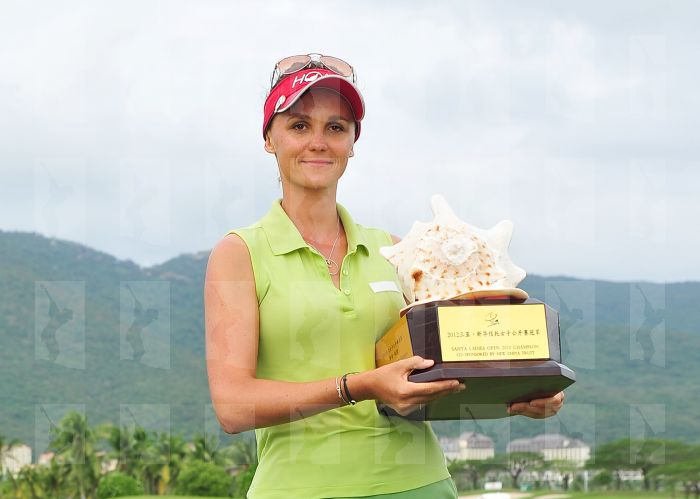 Ladies European Tour : Sanya Ladies Open